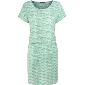 Meru Lille Drirelease Dress Women Turquoise